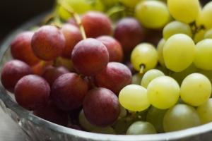 Środek na nadciśnienie znajdziesz w winogronach [Fot. magdagalkiewicz - Fotolia.com]