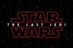 """""""Star Wars: The Last Jedi"""" - tytuł i plakat filmu [fot. Lucasfilm]"""