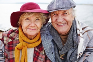 Starsi ludzie s� najcz�liwsi [© pressmaster - Fotolia.com]
