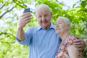 Starzejemy się wolniej - dzisiejszy 70-latek ma się jak niegdyś 60-latek [Fot. rock_the_stock - Fotolia.com]