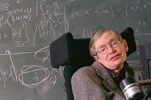Stephen Hawking kończy 70 lat [Stephen Hawking, fot. hawking.org.uk]