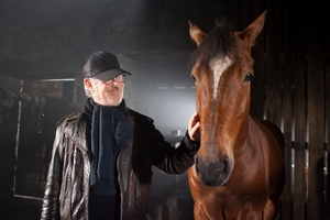 Steven Spielberg fot. Dream Works