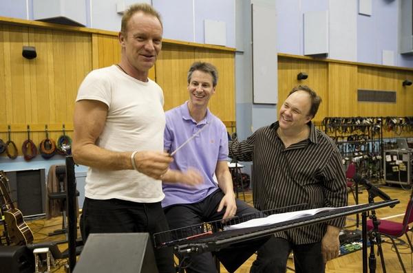 Sting fot. Universal Music Polska