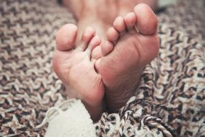 Stopa cukrzycowa - jak łagodzić dolegliwość zimą [© darkbird - Fotolia.com]