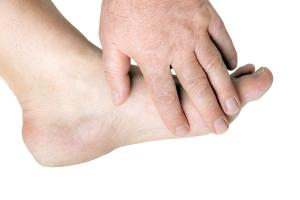 Stopa cukrzycowa - niebezpieczne następstwo cukrzycy [Fot. Edler von Rabenstein - Fotolia.com]