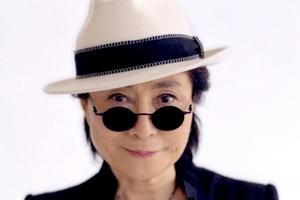 Yoko Ono fot. Archiwum Artystki