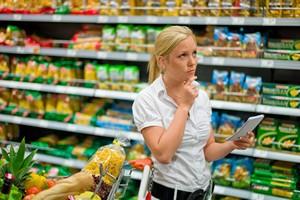 """Stres a zakupy - napięcie """"przydaje się"""", gdy chcesz oszczędzić [Zakupy, © Gina Sanders - Fotolia.com]"""