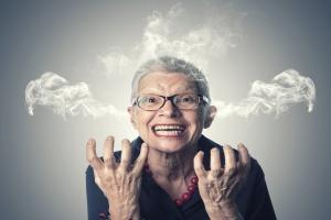 Stres (do pewnego poziomu) wydłuża życie [Fot. Teodor Lazarev - Fotolia.com]