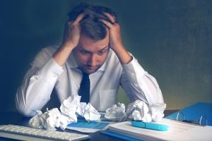 Stres w pracy - co robić? [Fot. designer491 - Fotolia.com]