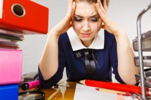 Stres w pracy szkodzi pracownikom i firmom [Fot. Voyagerix - Fotolia.com]