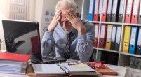 Stres w pracy - tak groźny dla zdrowia, jak bierne palenie