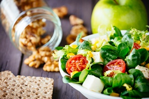 Stresowa dieta. Co je�� przy stresuj�cym trybie �ycia? [© Martinina - Fotolia.com]