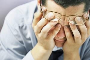 Stresująca praca grozi udarem [© Niki Love - Fotolia.com]