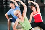 Stretching i ćwiczenia cardio polecane szczególnie seniorom [© Kzenon - Fotolia.com]