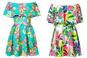 Sugarfree: Sukienki na letnie przyjęcia [fot. Sugarfree]