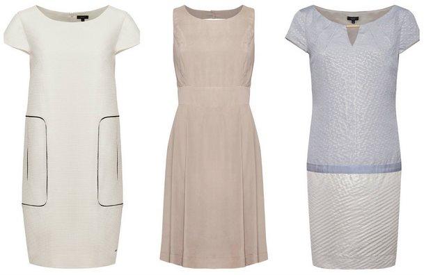 b610d6148a Sukienki wizytowe - Solar na wiosnę i lato 2014 - www.moda.senior.pl