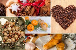 Świąteczne super-jedzenie. 5 wyjątkowo zdrowych produktów na naszych stołach [fot. collage Senior.pl]