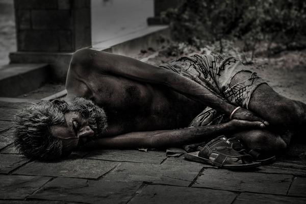 Światowa Organizacja Zdrowia: zwiększa się problem głodu na świecie  [fot. Kasun Chamara z Pixabay]