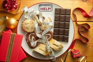 Święta: trudny okres dla odchudzających się [Dieta święta, © Pixelbliss - Fotolia.com]