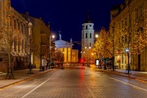 Święta w Wilnie. Tradycja przeplatająca się ze współczesnością [Fot. pillerss - Fotolia.com]