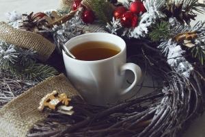 Święta zakrapiane... herbatą i kawą [Fot. doris_ka - Fotolia.com]