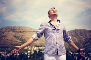Świeże powietrze poprawia zdrowie [Fot. LumineImages - Fotolia.com]
