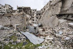 Syria: dramat mieszkańców wschodniej Ghouty. PAH apeluje o pomoc [© Olivier - Fotolia.com]
