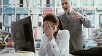 Szef-tyran niszczy nam zdrowie. Stres w pracy a układ krążenia