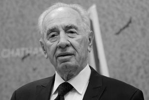 Szimon Peres nie żyje [Szimon Peres, fot. Chatham House, CC BY 2.0, Wikimedia Commons]