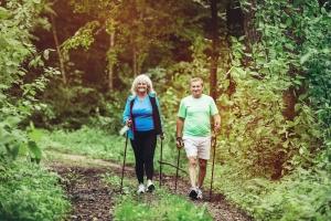 Szybkie spacery mogą zapewnić długowieczność [Fot. Photocreo Bednarek - Fotolia.com]