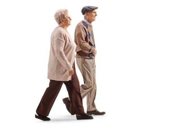 Szybkość chodzenia - wskaźnik długości życia? [Fot. Ljupco Smokovski - Fotolia.com]
