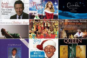 TOP 10 - świąteczne piosenki które stały się światowymi przebojami [fot. collage Senior.pl]