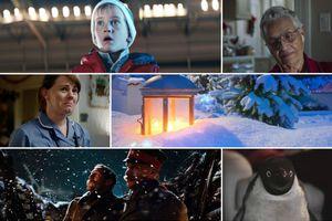 TOP 5: najbardziej wzruszające reklamy świąteczne 2014 [fot. collage Senior.pl]