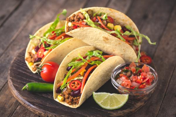 Taco, czyli Meksyk w kuchni [Fot. pilipphoto - Fotolia.com]