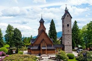 Tadeusz Różewicz chciał być pochowany w Karpaczu [© borzywoj - Fotolia.com]