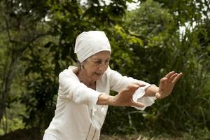 Tai chi pomaga przy chorobie zwyrodnieniowej staw�w [© CHW - Fotolia.com]