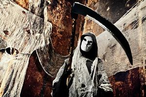 Tanatofobia - dlaczego boimy się śmierci? [© Andrey Kiselev - Fotolia.com]