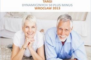 Targi Dynamiczni 50 Plus Minus - srebrna generacja we Wrocławiu [fot. www.seniorzy.wroclaw.pl]