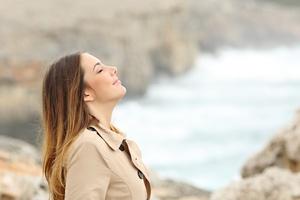 Tego nie wiedzieliście - 7 zadziwiających faktów na temat oddychania [© Antonioguillem - Fotolia.com]