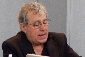 Terry Jones z trupy Monty Pythona cierpi na afazj�