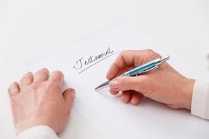 Testament: można go zawsze zmienić [Testament, ©  Iurii Sokolov - Fotolia.com]