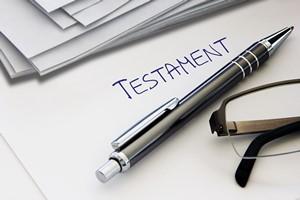 Testament - wola niekoniecznie ostatnia [Testament, © Butch - Fotolia.com]