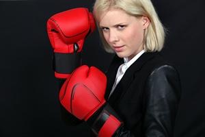 Testosteron - niezbędny także kobietom [© auremar - Fotolia.com]