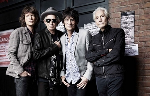 The Rolling Stones nagrywa nową płytę [The Rolling Stones fot. Rankin]