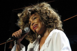Tina Turner, fot. Philip Spittle, CC BY 2.0, Wikimedia Commons