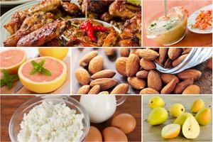 To jedzenie pomo�e Ci w odchudzaniu [fot. collage Senior.pl]