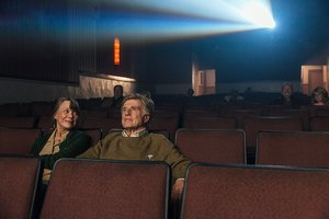 Sissy Spacek i Robert Redford fot. Endgame Entertainment