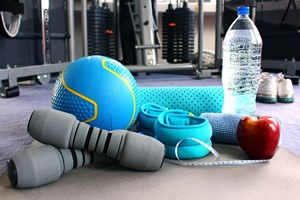 Trening a posiłek - kiedy jeść, gdy się ćwiczy [© hdominguez474 - Fotolia.com]
