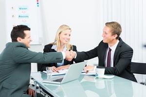 Trudne sprawy: rozmowa kwalifikacyjna. Nie taki diabe� straszny... [© Picture-Factory - Fotolia.com]
