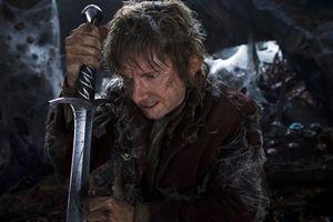 """Trzecia część """"Hobbita"""" będzie najbardziej mroczna [Martin Freeman fot. Forum Film]"""